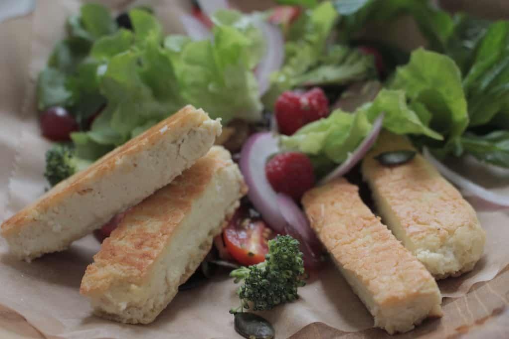 'גבינת' חלומי טבעונית