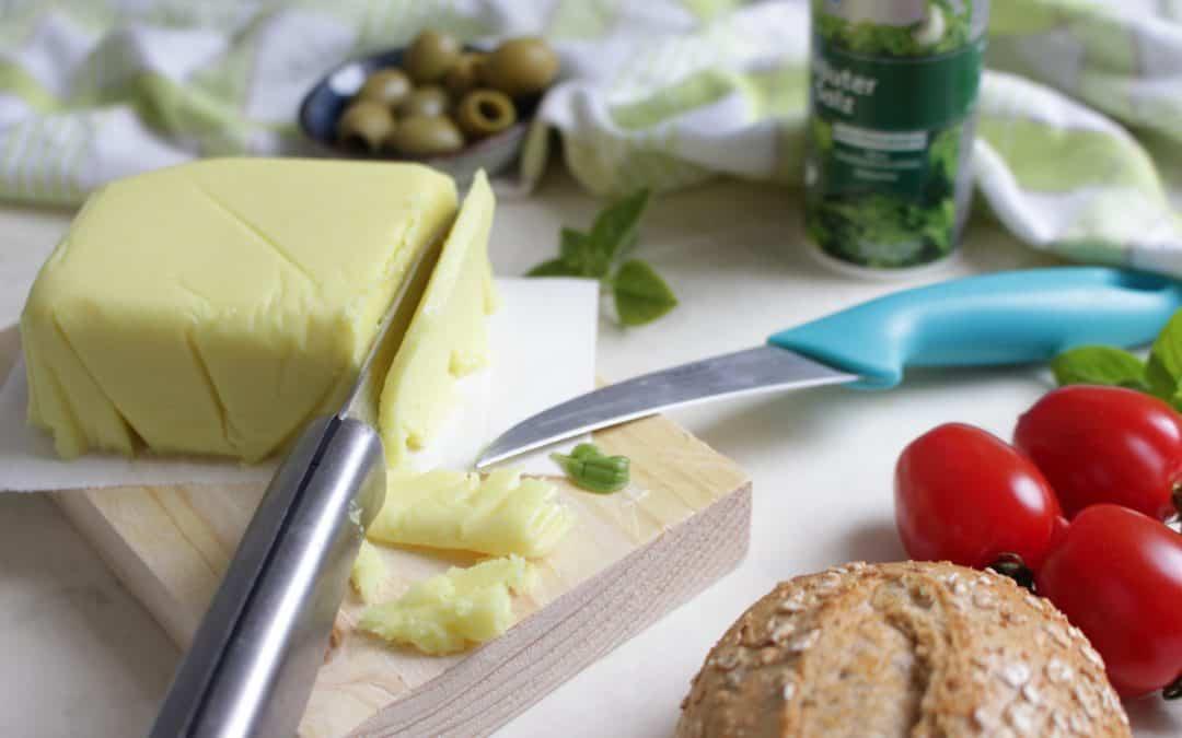 חמאה טבעונית – קלה ופשוטה להכנה