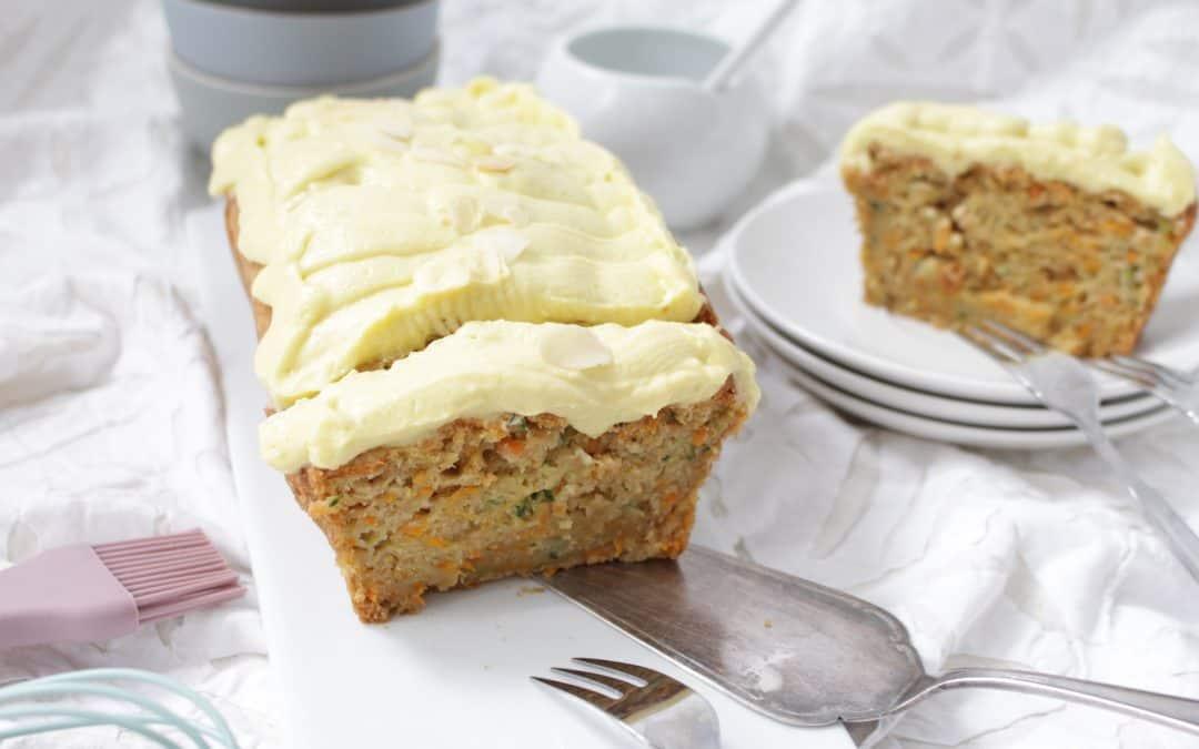 עוגת ירקות טבעונית – בחושה, מתוקה ופשוטה