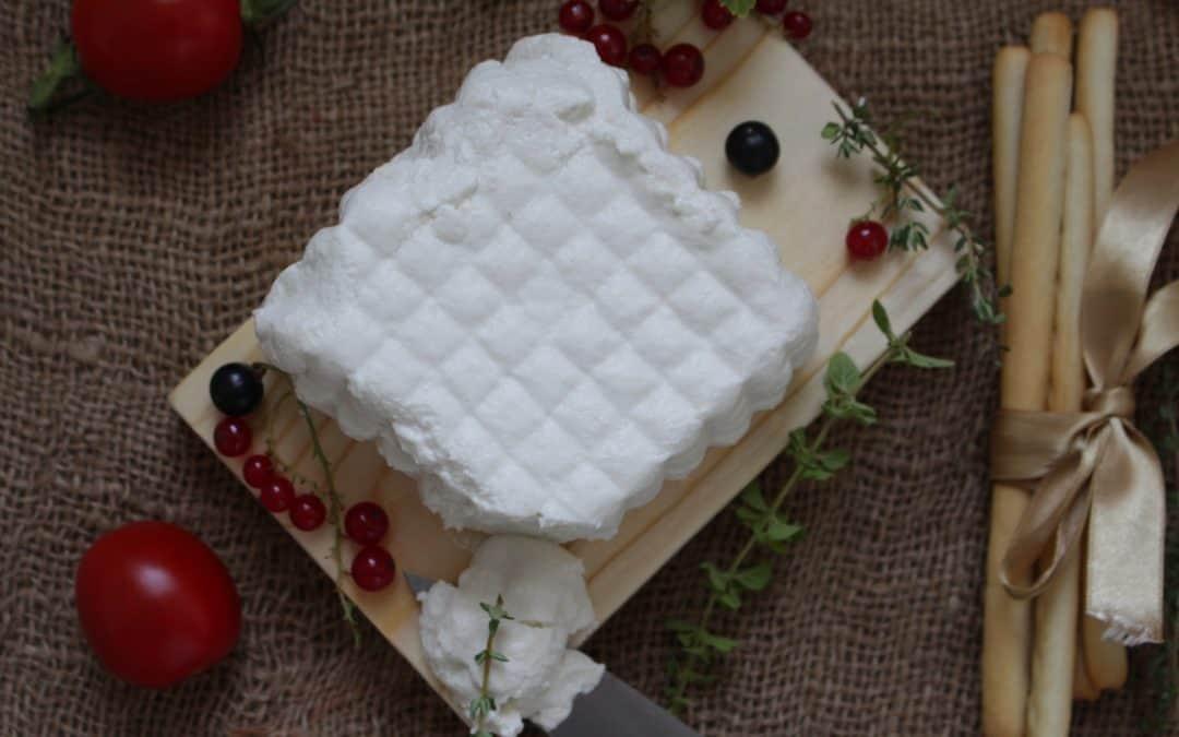 גבינת 'ריקוטה' טבעונית – עדינה, רכה, משגעת בטעמה