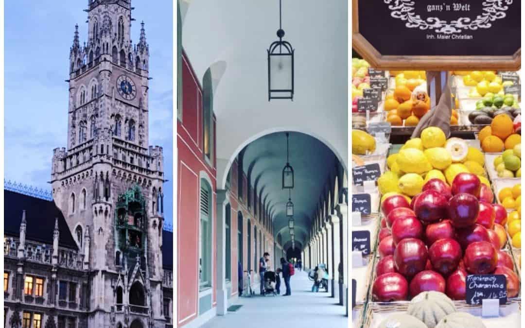 מיני מסע נשים יוניק – בוטיק למינכן: תרבות, אמנות ואוכל משובח (ואפילו טבעוני)