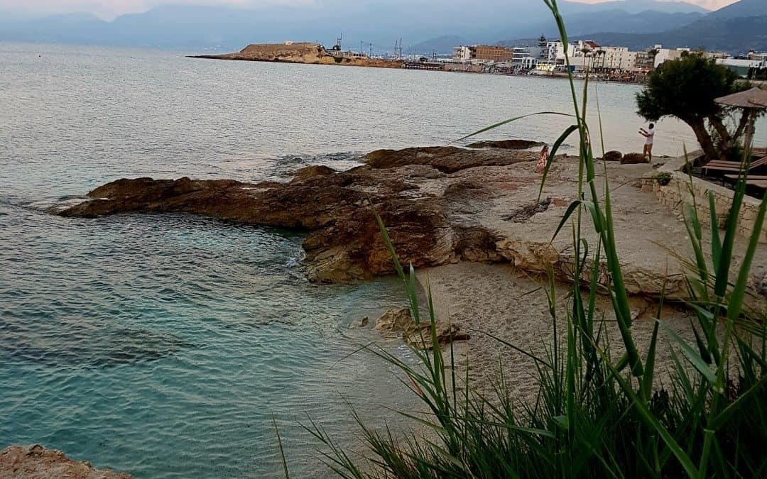 יוון – כריתים לטבעוני –  טיול משפחתי, שילוב מנצח בין העיר והסתלבט