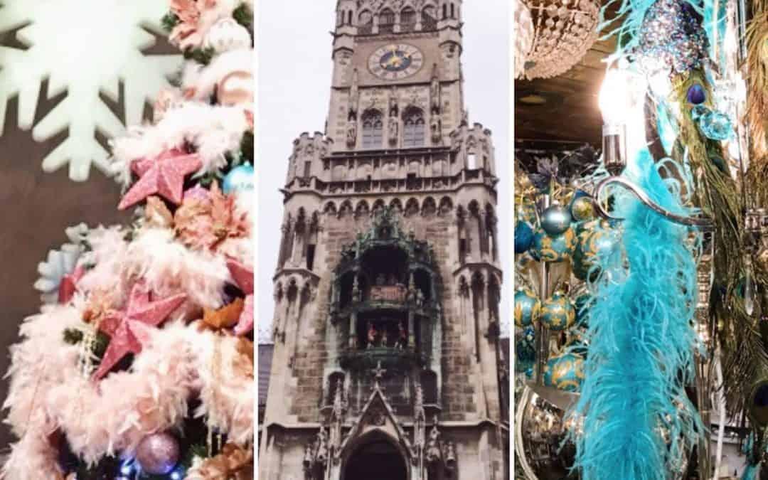 מיני מסע נשים יוניק – בוטיק למינכן, הפעם בסימן שווקי חג המולד התוססים והאותנטיים, בדגש אומנות ואוכל מקומי, 28/11-2/12/2018