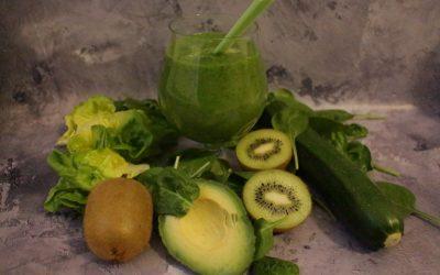 שייק ירוק, בוסט של בריאות ואנרגיה