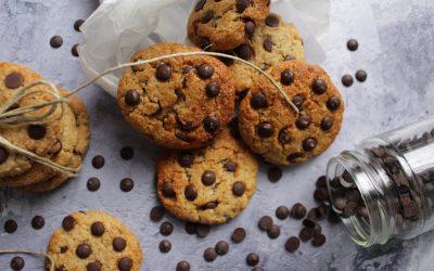 עוגיות שוקולד צ'יפס, ללא גלוטן, מפתיעות, משגעות, טבעוניות