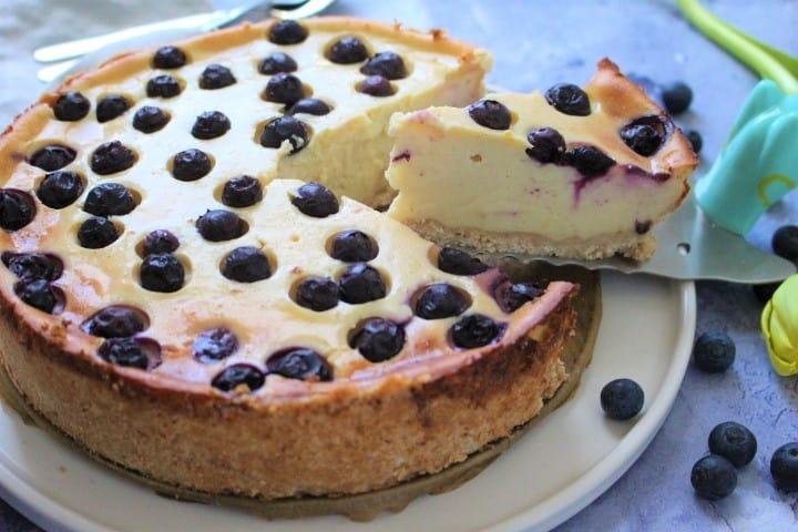 עוגת גבינה אפויה – טבעונית, מושלמת!