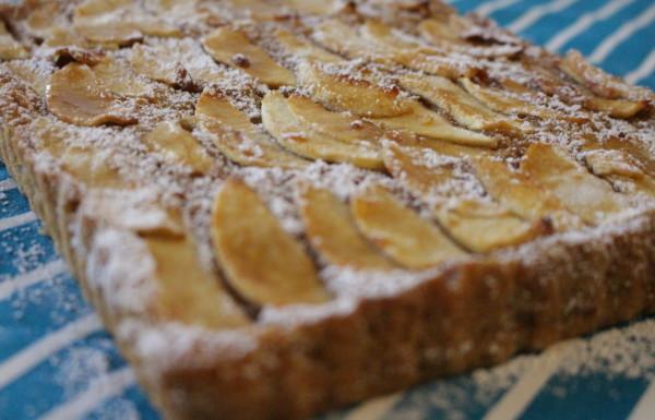 עוגת (פאי) תפוחים