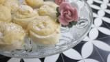 עוגיות שושנים טבעוניות